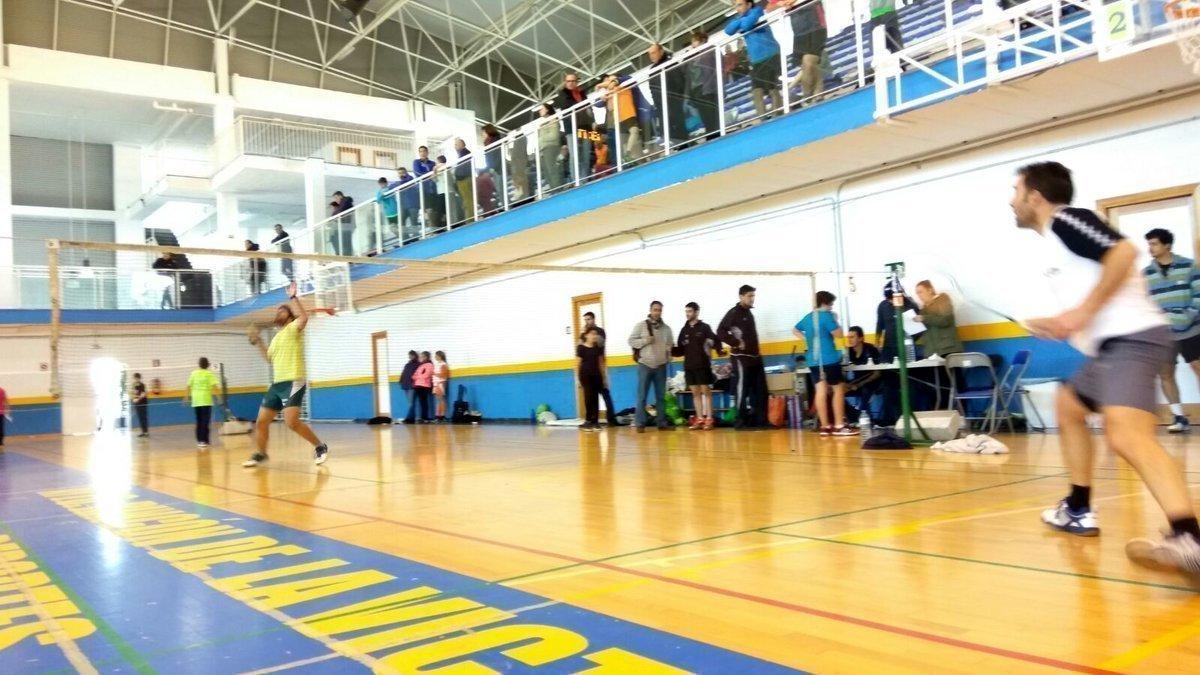 Badminton rincón de la victoria