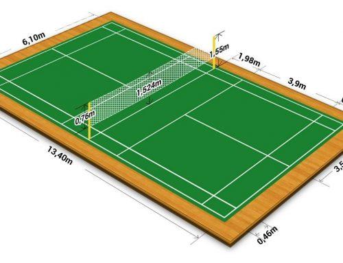 reglas badminton en 300 palabras