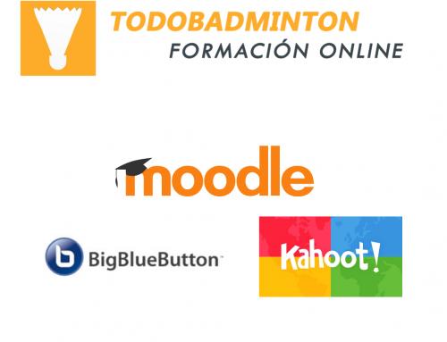 Continua la Formación Online en Todobadminton